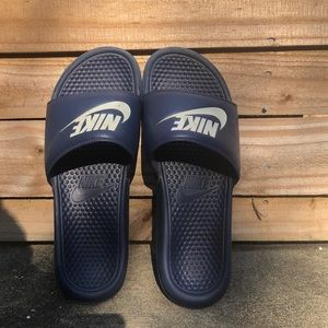 Authentic Nike slides